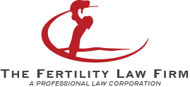 The Fertility Law Firm Logo